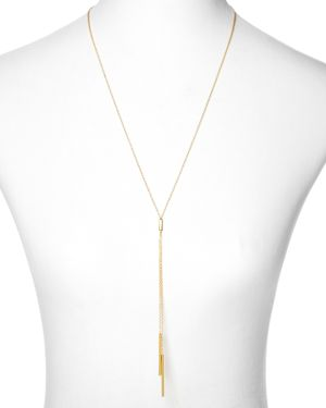 Gorjana Mave Lariat Necklace, 18.5