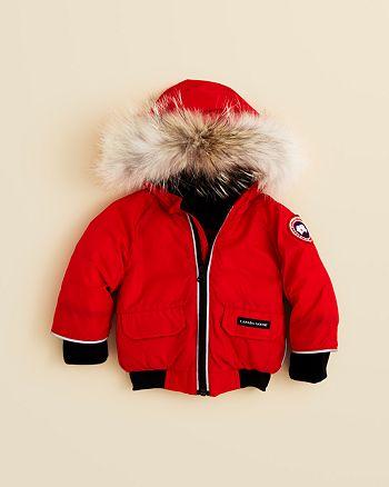 1d8247ede Canada Goose Infant Boys  Elijah Bomber Jacket - Sizes 6-24 Months ...