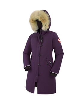 Canada Goose - Girls' Brittania Parka - Big Kid ...