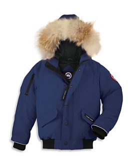 Canada Goose - Boys' Rundle Bomber - Big Kid