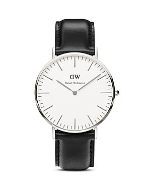 daniel wellington daniel wellington classic sheffield watch 40mm