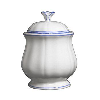 Gien France - Filets Sugar Bowl