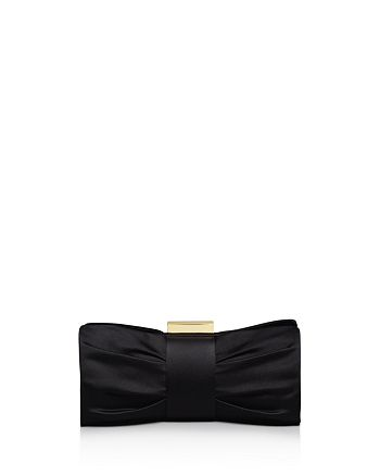 Sondra Roberts - Pleat Bow Clutch