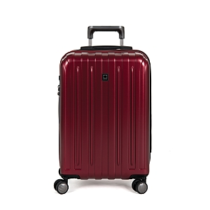 Delsey Titanium Carry On Expandable Spinner Trolley