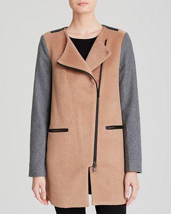 Walter - Erica Color Block Coat