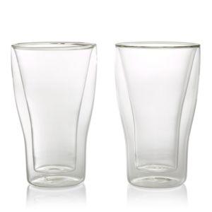 Luigi Bormioli Thermic Latte Macchiato Glass, Set of 2
