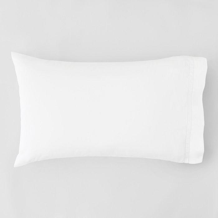 Frette - FRETTE Essentials Double Ajour Standard Pillowcase, Pair