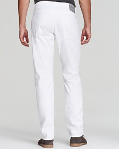 AG - Graduate New Tapered Fit in White