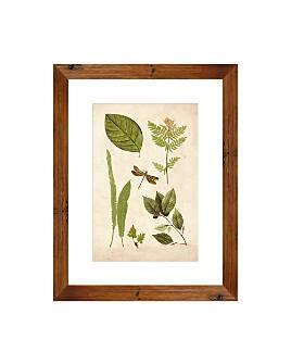 PTM Images - Leaf Sheet II Wall Art