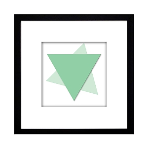 Energize your space with this geometric wall art. Distinctive designs by Ptm Images add instant character to any room.
