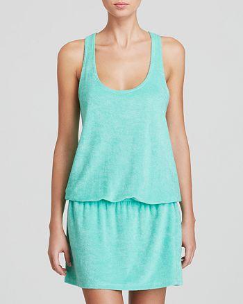 Splendid - Terry Swim Cover-Up Dress