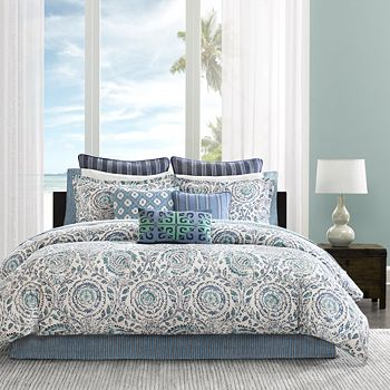 Echo - Kamala Comforter Set, Queen