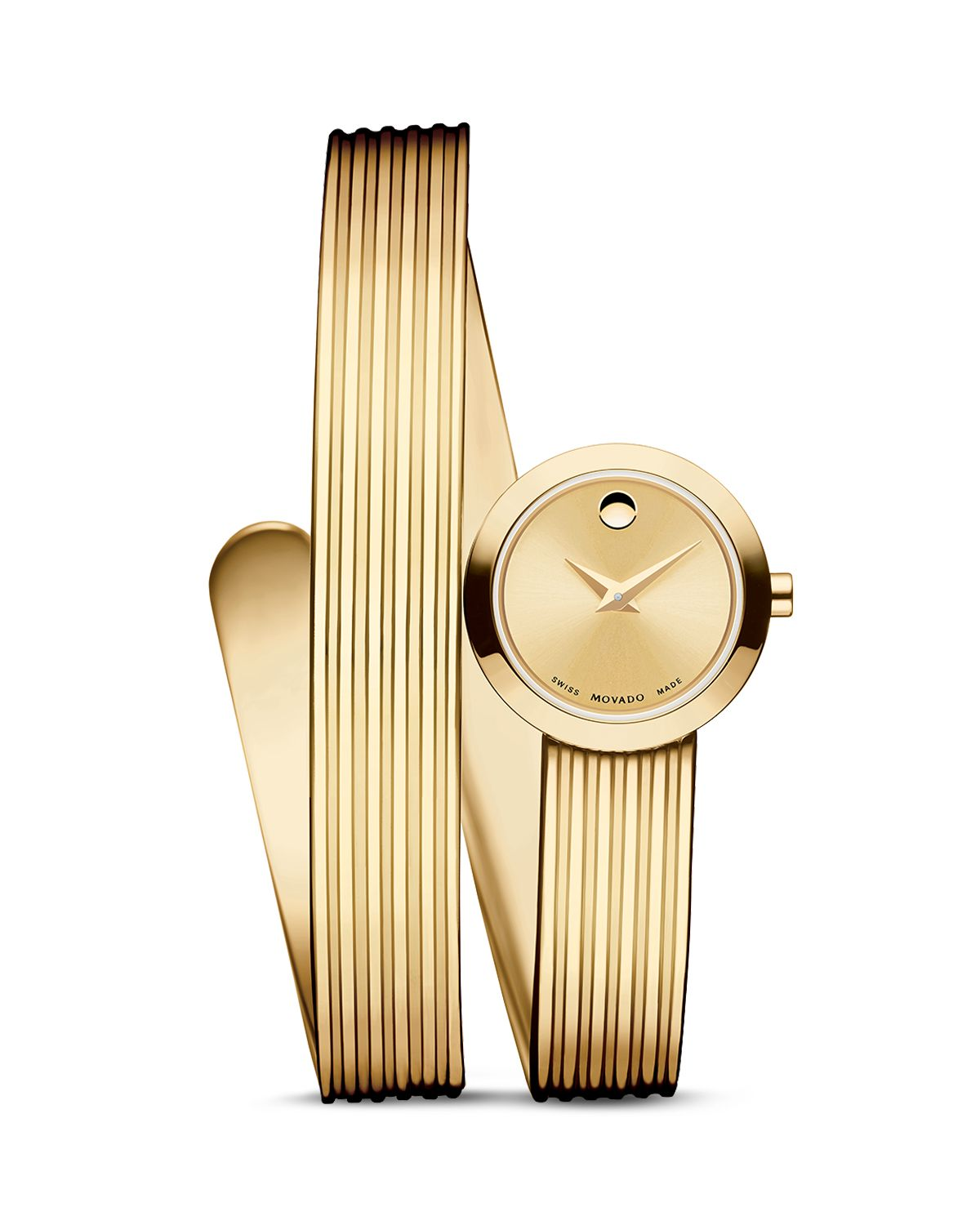 Museum Wrap Watch, 20mm by Movado