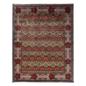 Morris Collection Oriental Rug, 9'4 x 11'9