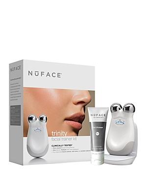 NuFace Trinity Facial Trainer Kit, White