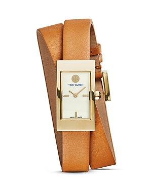 Tory Burch The Buddy Signature Watch, 31mm
