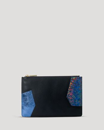 Whistles - Clutch - Small Patchwork