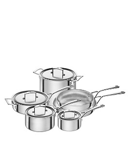 Zwilling J.A. Henckels - Aurora 10-Piece Cookware Set