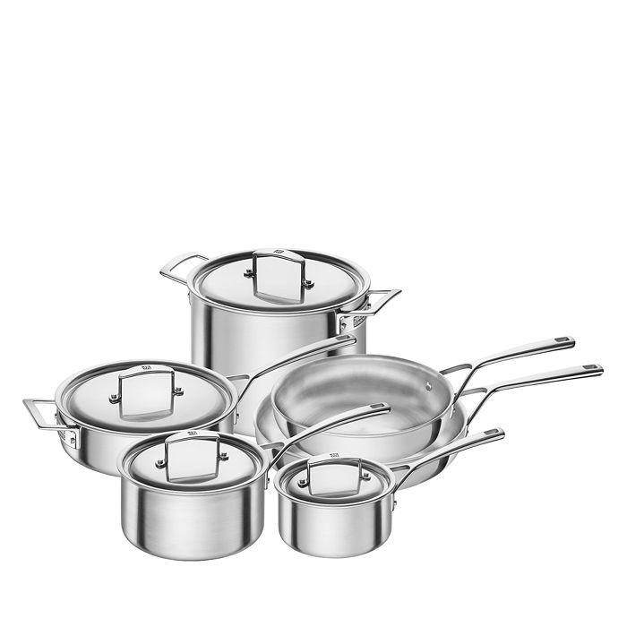 Zwilling J.A. Henckels - Aurora 10-Piece Cookware Set