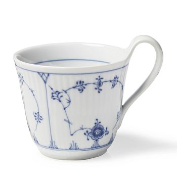 Royal Copenhagen - Blue Fluted Plain Mug