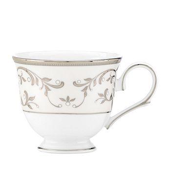 Lenox - Opal Innocence Silver Teacup