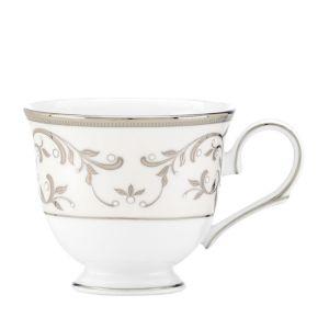 Lenox Opal Innocence Silver Teacup