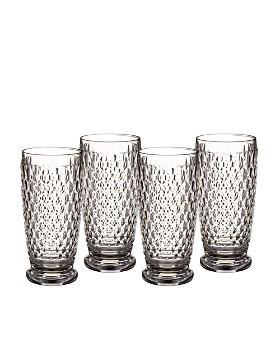 Villeroy & Boch - Boston Highball Glass, Green, Set of 4
