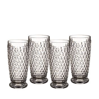 Villeroy & Boch - Boston Highball Glass, Set of 4