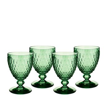 Villeroy & Boch - Boston Goblet, Set of 4