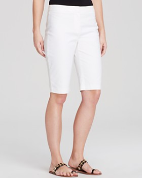 NIC and ZOE - Skinny Bermuda Shorts