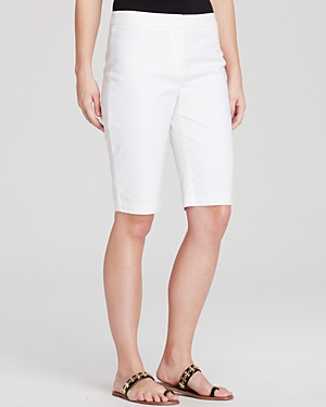 Nic+Zoe Skinny Bermuda Shorts