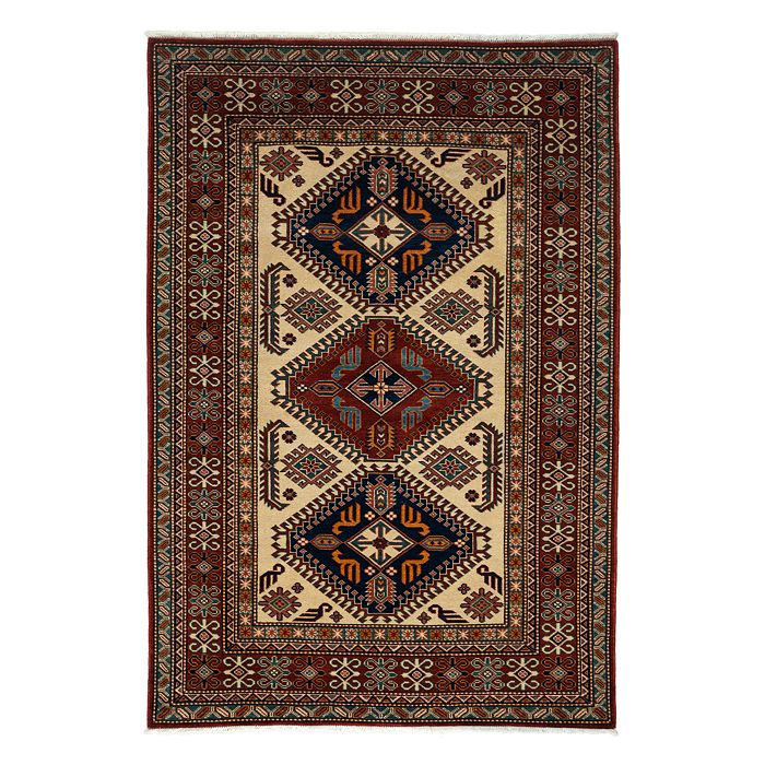"Bloomingdale's - Shirvan Collection Oriental Rug, 4'2"" x 6'2"""