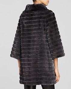 Maximilian Furs - Corduroy Mink Coat