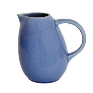 Jars Tourron Blue Chardon Pitcher