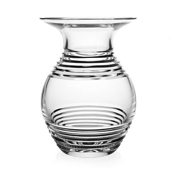 "William Yeoward Crystal - Atalanta 9"" Flower Vase"