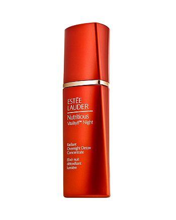 Estée Lauder - Nutritious Vitality8™ Night Radiant Overnight Detox Concentrate