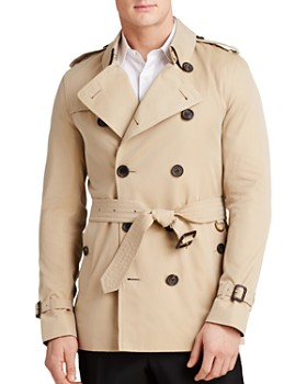 bf50da66 Burberry - Sandringham Short Trench Coat ...