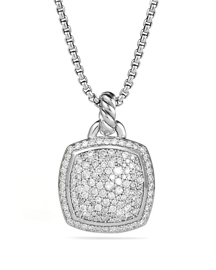 David Yurman - Albion Pendant with Diamonds