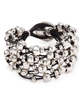 Uno de 50 - Beaded Toggle Bracelet