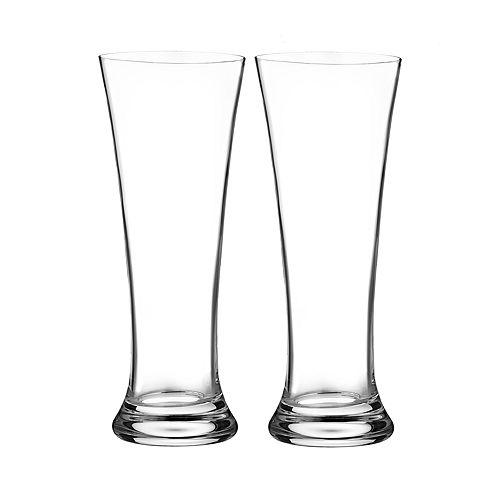 Waterford - Elegance Pilsner Glass, Set of 2