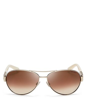 5f4051dd17d02 Jimmy Choo - Women s Mirrored Baba Aviator Sunglasses