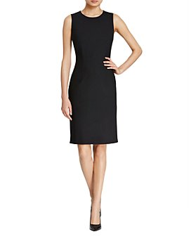 BOSS - Dirusa Fundamental Sheath Dress