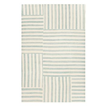 Ralph Lauren - Canyon Stripe Patch Collection Area Rug, 9' x 12'
