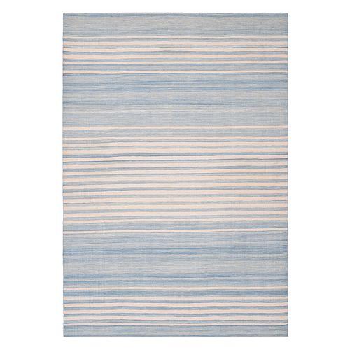 Ralph Lauren - Bluff Point Stripe Collection Area Rug, 8' x 10'