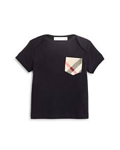 Burberry Boys' Callum Check Pocket Tee - Baby - Bloomingdale's_0