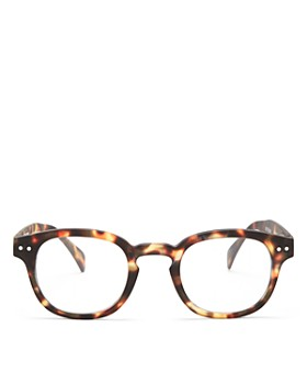 IZIPIZI - Unisex Collection B Square Readers, 40mm
