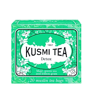 Kusmi Tea Detox Tea Bags