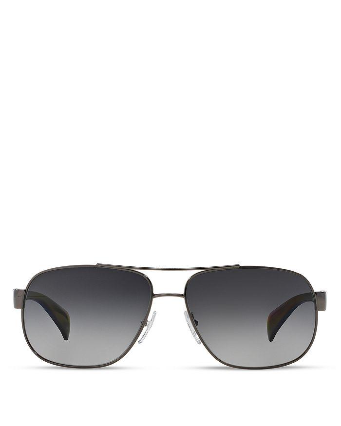 7368d363a58 Prada - Men s Polarized Pilot Aviator Sunglasses