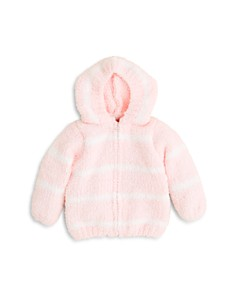 Angel Dear - Girls' Striped Hooded Jacket - Baby