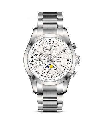 Longines - Conquest Classic Chronograph, 42mm